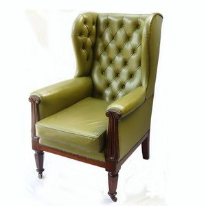 Antique Wing Back Chairs Price Guide And Values