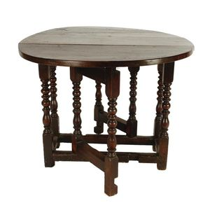 83acebb6dab7a antique dining and smaller gateleg tables - price guide and values