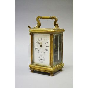 Antique French And English Carriage Clocks Price Guide