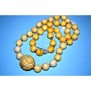 Ivory Bead Style And Other Ivory Necklaces Price Guide And Values Page 2
