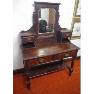 reputable site c2def 9f17f Edwardian dressing table - price guide and values