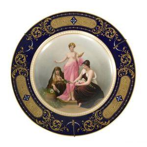 Royal Vienna (Vienna Porcelain Manufactory ) (Austria