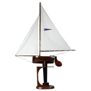 vintage collectable pond yachts - price guide and values