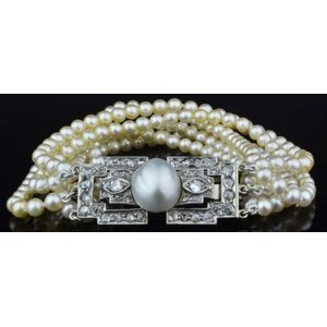 0e3c085829 Art Deco bracelets and bangles - price guide and values