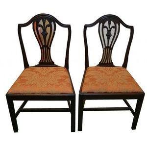 antique Hepplewhite style chairs  sc 1 st  Carteru0027s Price Guide & antique Hepplewhite style chairs - price guide and values