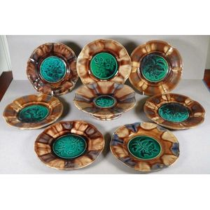 Ceramics Unmarked And Minor Makers Majolica Carter S