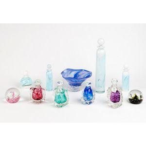 Hoglund art glass gallery (new zealand/australia) price guide.