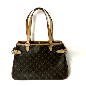 1dfde5ade590 An authentic pre-owned Louis Vuitton brown tote bag