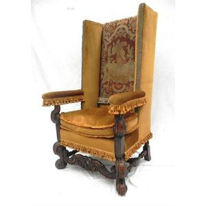 Super Antique Wing Back Chair Price Guide And Values Cjindustries Chair Design For Home Cjindustriesco