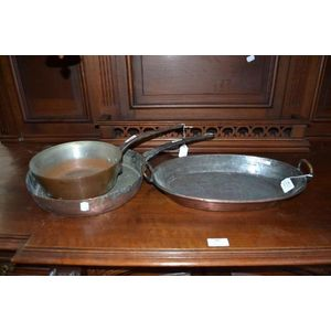 Saucepans Pots And Pans Copper Price Guide And Values
