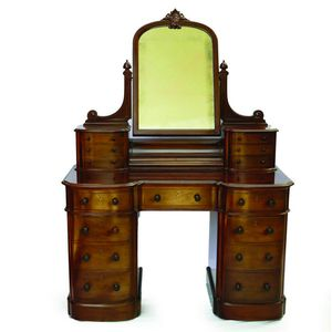 Antique Victorian Dressing Table Price Guide And Values
