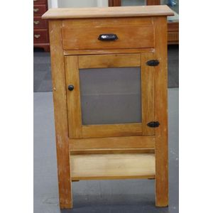 antique meat safe - price guide and values