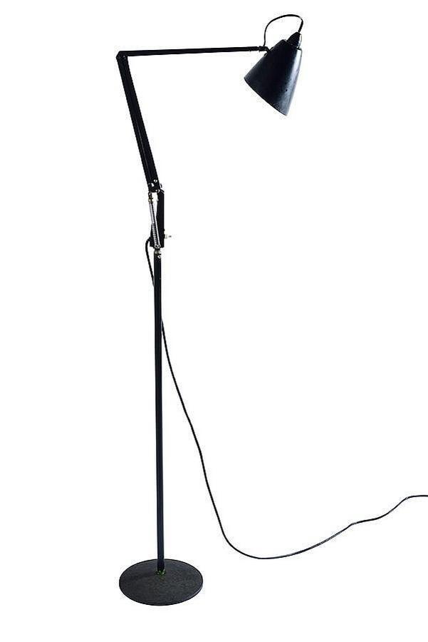 An Australian Studio K Planet Lighting Floor Lamp C 1950s Zother Lighting
