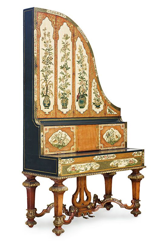 a rare painted english 39 giraffe 39 grand piano by george rogers musical instruments. Black Bedroom Furniture Sets. Home Design Ideas