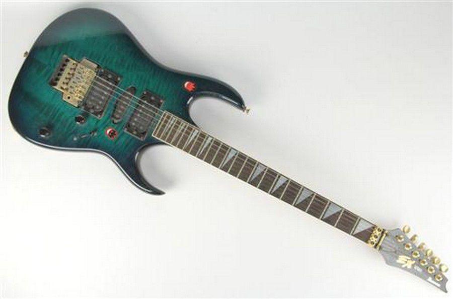 Ibanez Ex series electric Guitar Korea serial number