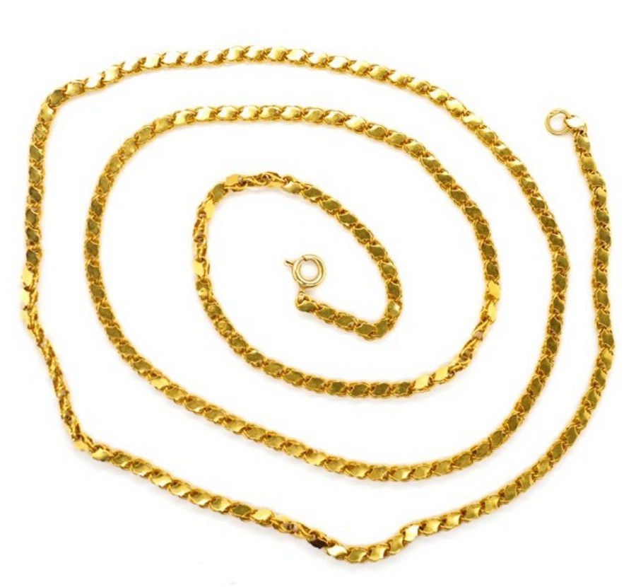 375 Italy Gold Chain Price