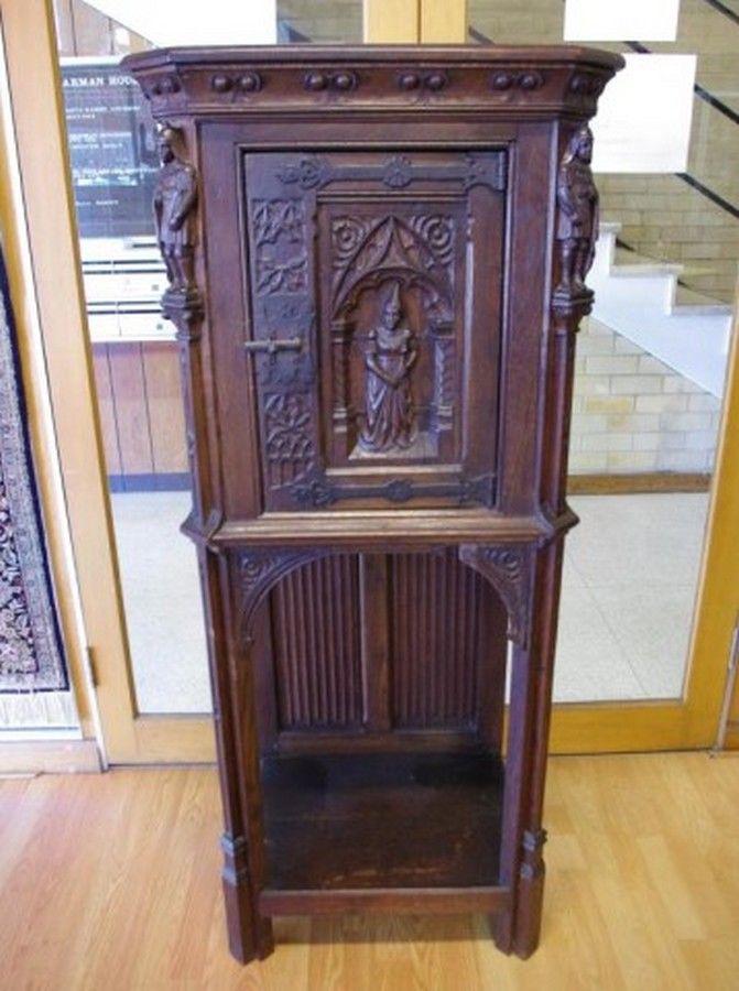 18th-century communion chest