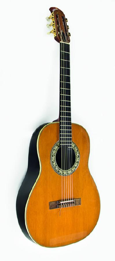 new zealand 39 s first ovation guitar ovation 39 classic 39 acoustic musical instruments. Black Bedroom Furniture Sets. Home Design Ideas