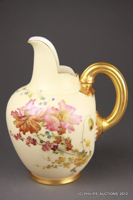 Types of Royal Worcester Coddlers