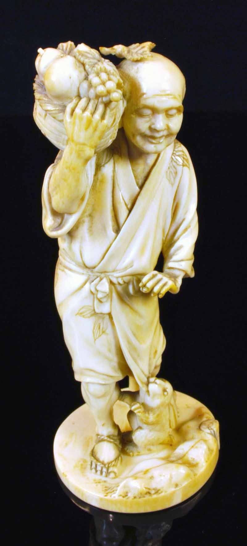Bid Now: Antique French Mathurin Moreau bronzed spelter