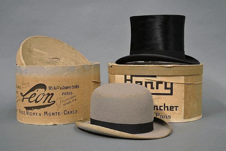 192da638c978c French top hat by Leon Paris