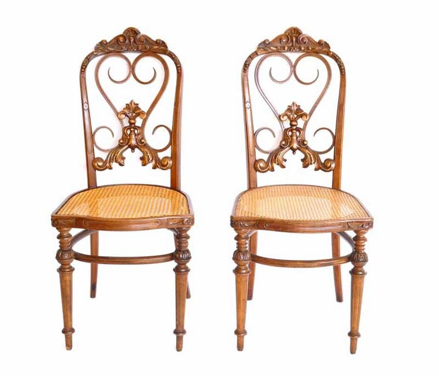 A Set Of Eight Thonet Style Bentwood Dining Chairs The Seating S