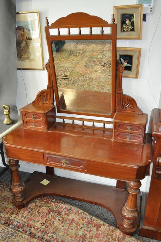 Federation Cedar Dressing Table Height 166 Cm Width