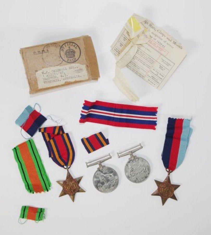 No Ribbons Or Medals