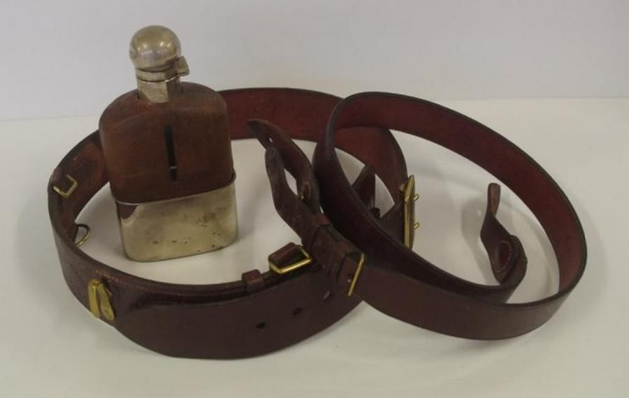 sam brown officers belt australian made together with a